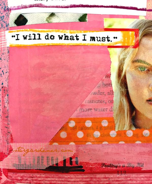 Week 19 - what I must - stargardener