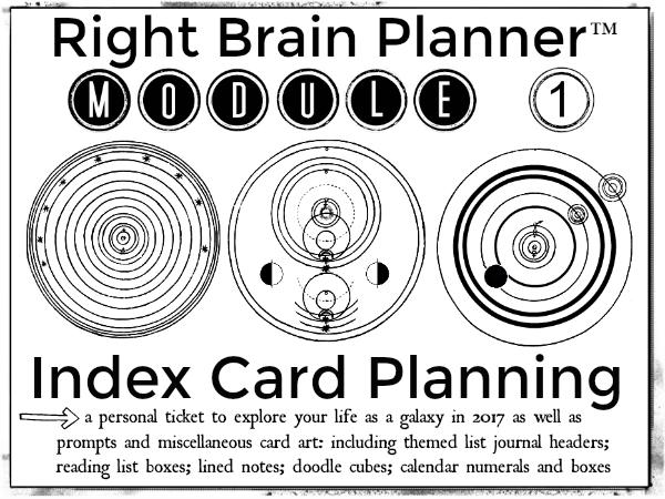 Right Brain Planner®