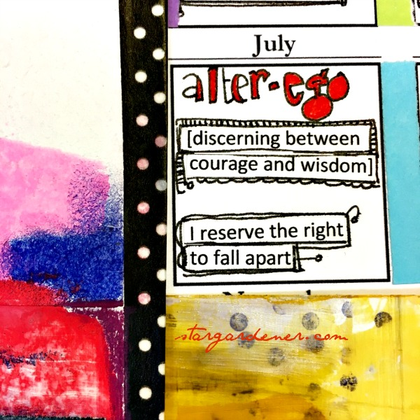"""Things Fall Apart Journal Entries: ★ """"When We Can Play With The Unself"""